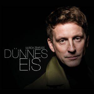 Cover CD Dünnes Eis von Ulrich Zehfuß