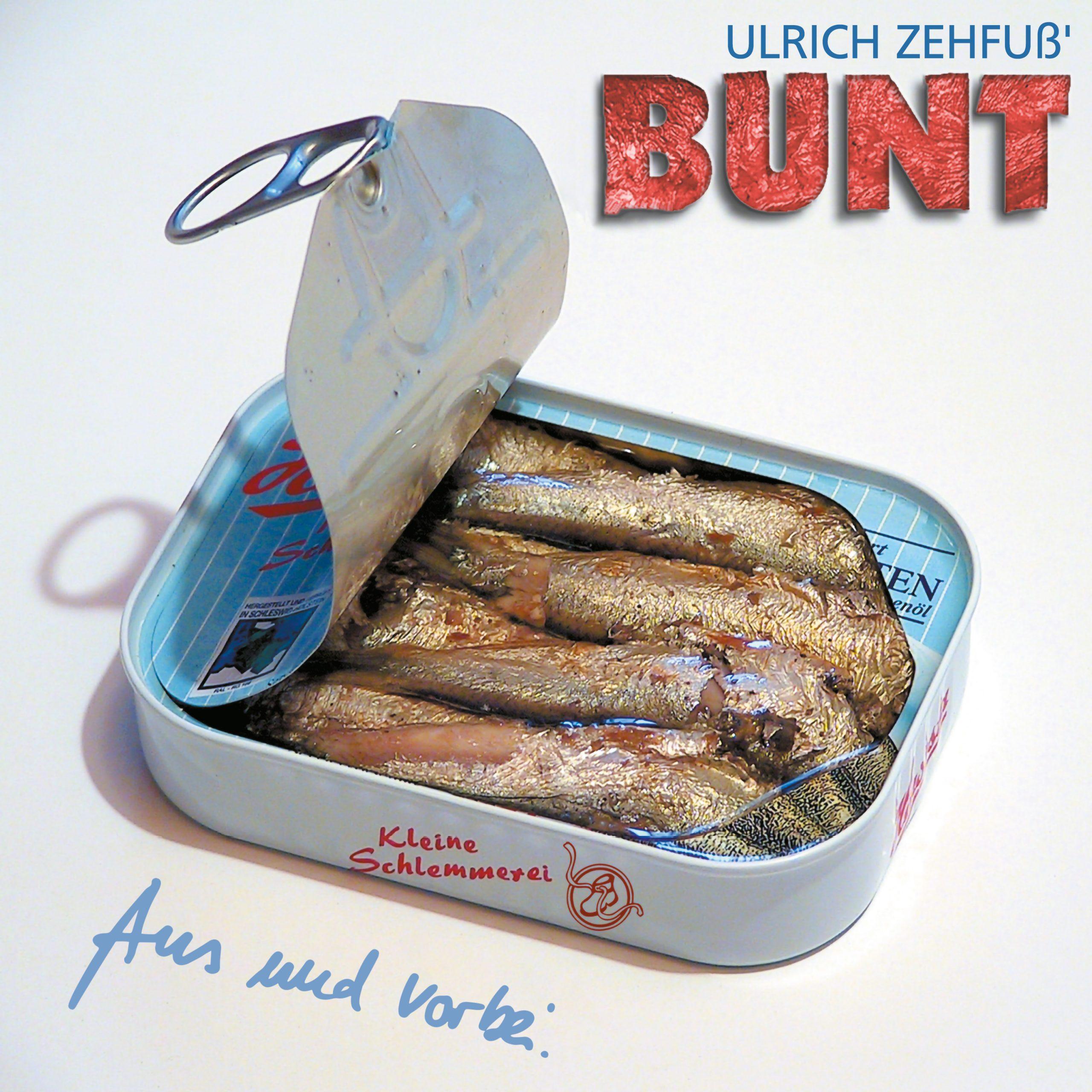 Cover Ulrich Zehfuss Aus und vorbei