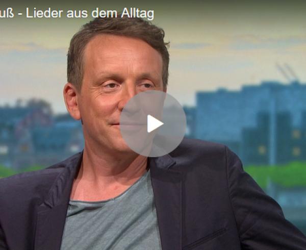 Interview mit Ulrich Zehfuß in der SWR Landesschau