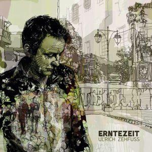 Cover CD Erntezeit von Ulrich Zehfuss